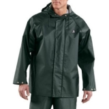 Carhartt Men's Lightweight PVC Rain Coat