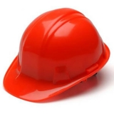 Pyramex Hard Hat - High Vis Orange