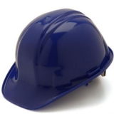 Pyramex Hard Hat - Navy Blue
