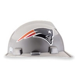 MSA NFL Hard Hat - Patriot