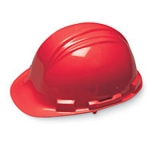North Hard Hat - Red