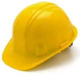 Pyramex Hard Hat - Yellow