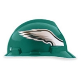 MSA NFL Hard Hat- Eagles