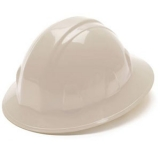 Pyramex Full Brim Hard Hat - White