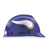 MSA NFL Hard Hat - Vikings