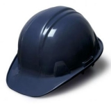 Pyramex Hard Hat - Black