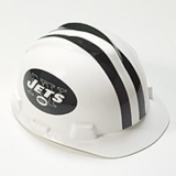 MSA NFL Hard Hat- Jets