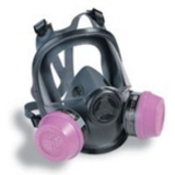 North 5400 Full Face Respirator