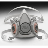 3M™ Half Facepiece Reusable Respirator 6200/07025(AAD), Respiratory Protection